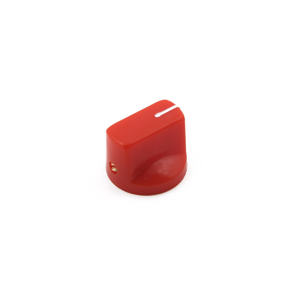Knob Audiocore AKN021 Red for potentiometers/selectors
