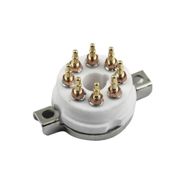 Audiocore T-C8G Ceramic Gold Tube Socket